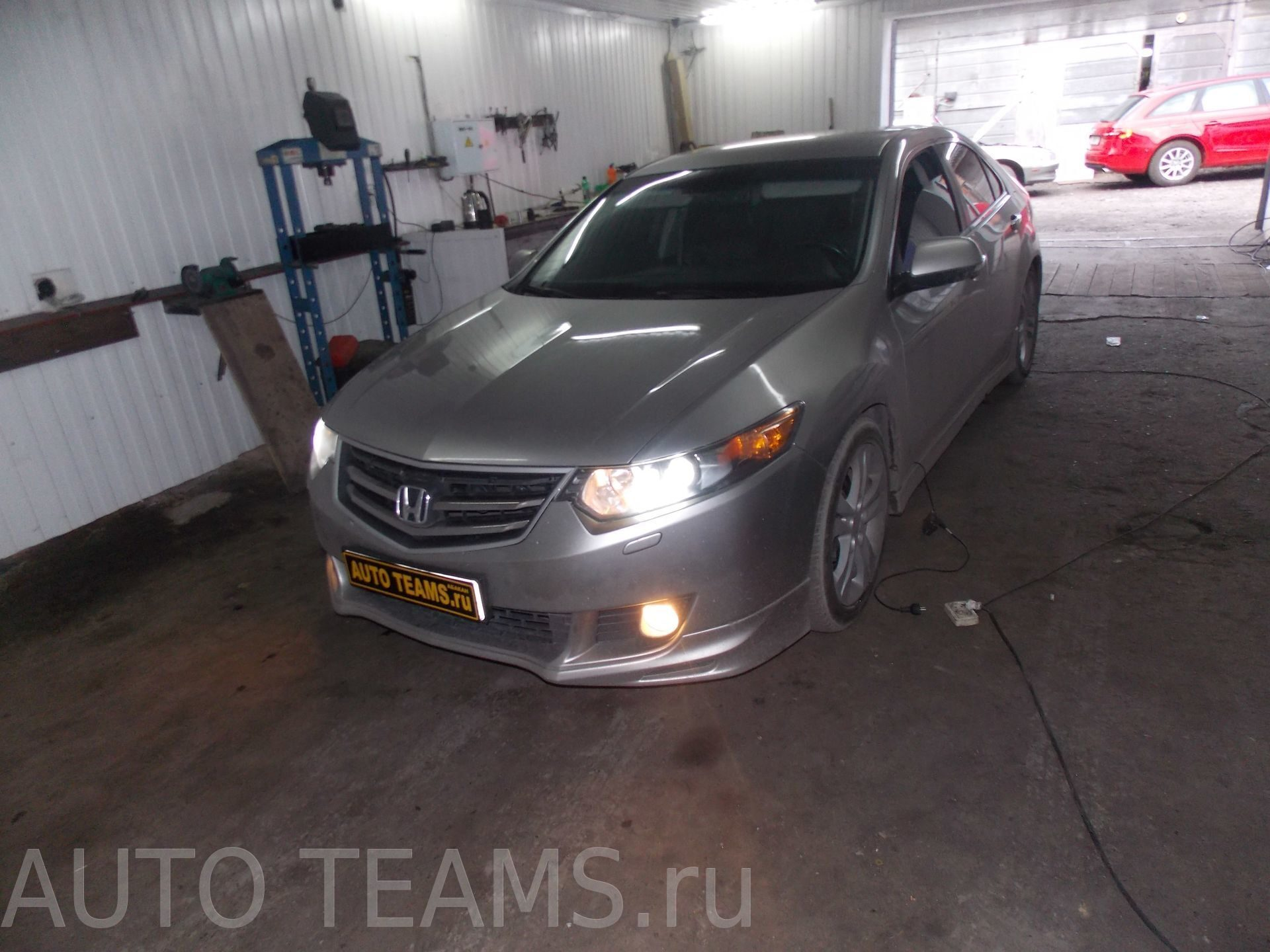 Honda Accord 2.4 л. 2008 г