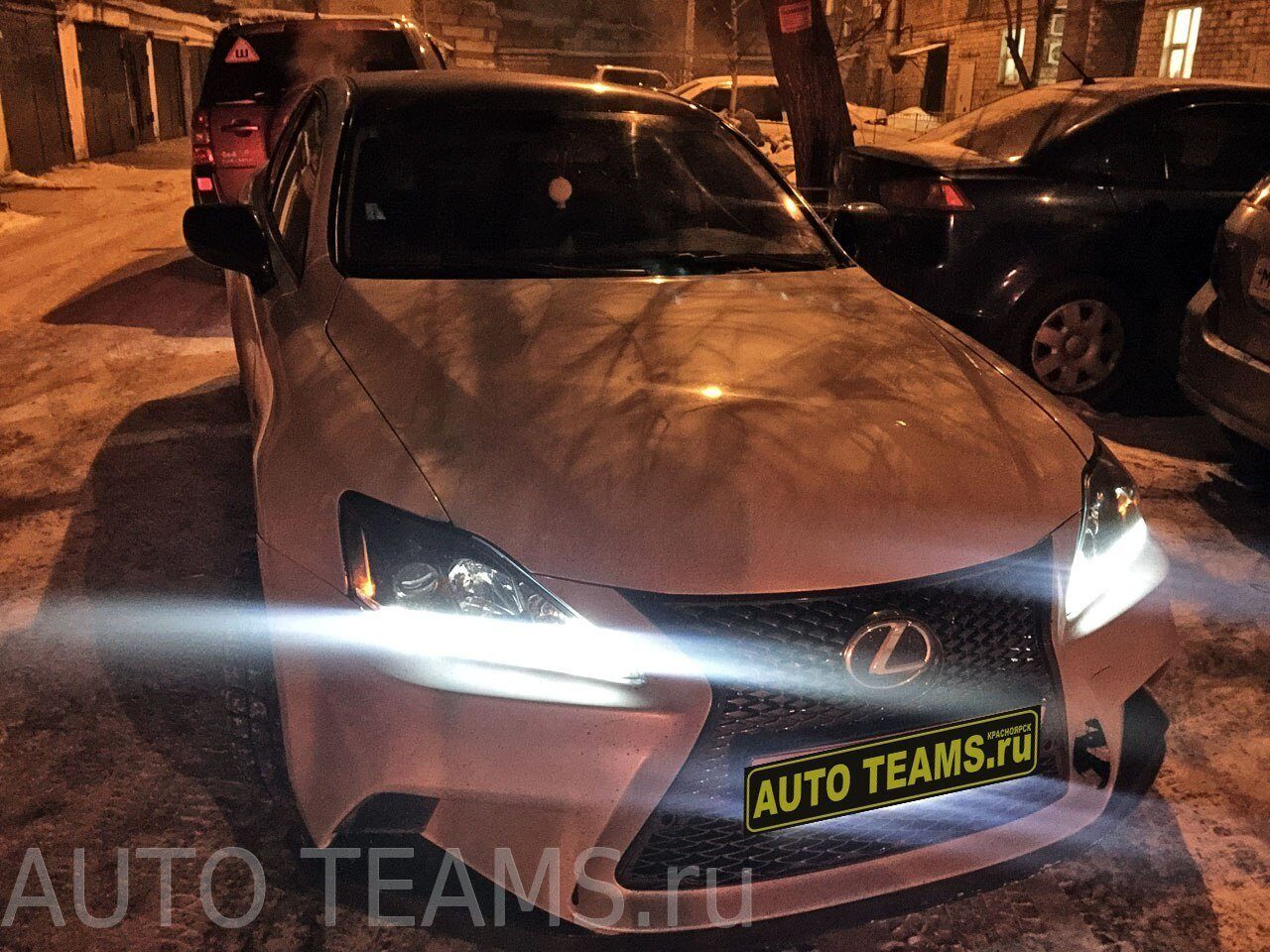 Lexus IS250 2007г.в.