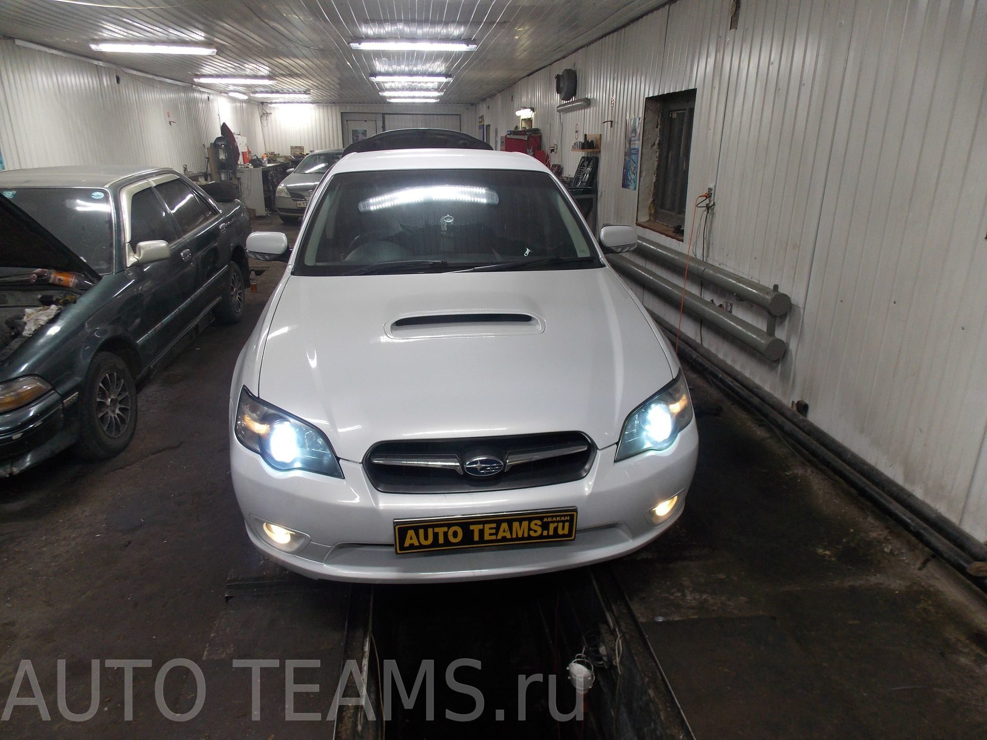 Subaru Legacy 2.0 turbo 2004