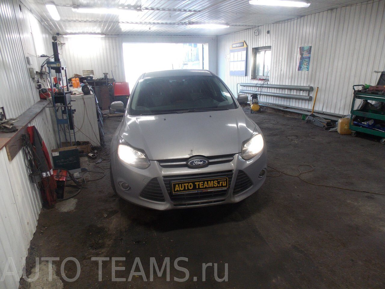 Ford Focus III powershift 1.6л 2014г