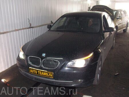 BMW 5-series 530i xi 2007 3,0