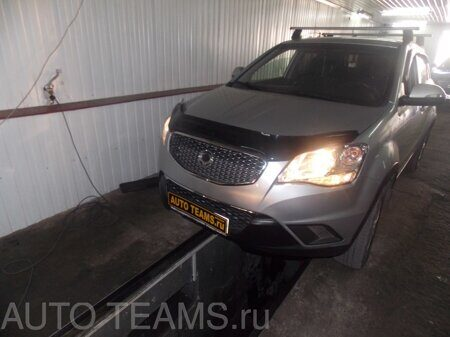 SsangYong Actyon 2.2 2011г