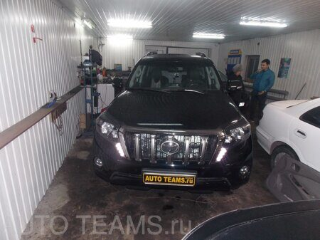 Toyota Land Cruiser Prado 2,8