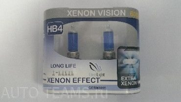 Clearlight Лампа HB4 12V-55W XenonVision (2 шт.)