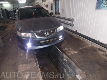 Honda Accord 2.4 2003г