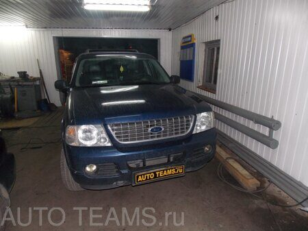 Ford Explorer 2WD 4.6 L
