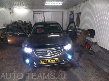 Honda Accord 2.4 2008г