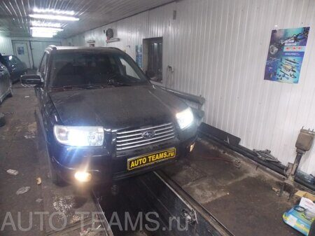 Subaru Forester 2.0л 2007г